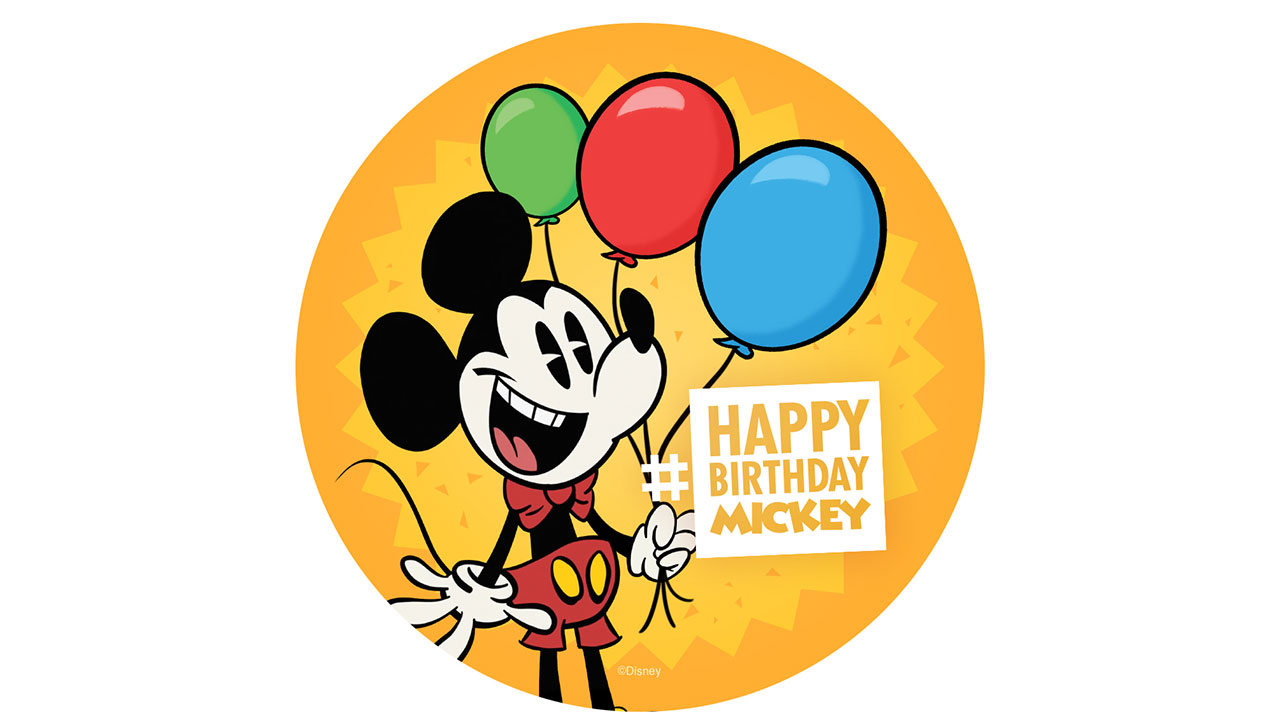 1280x720 Mickey Mouse's Birthday Celebration Coming To Disney Parks