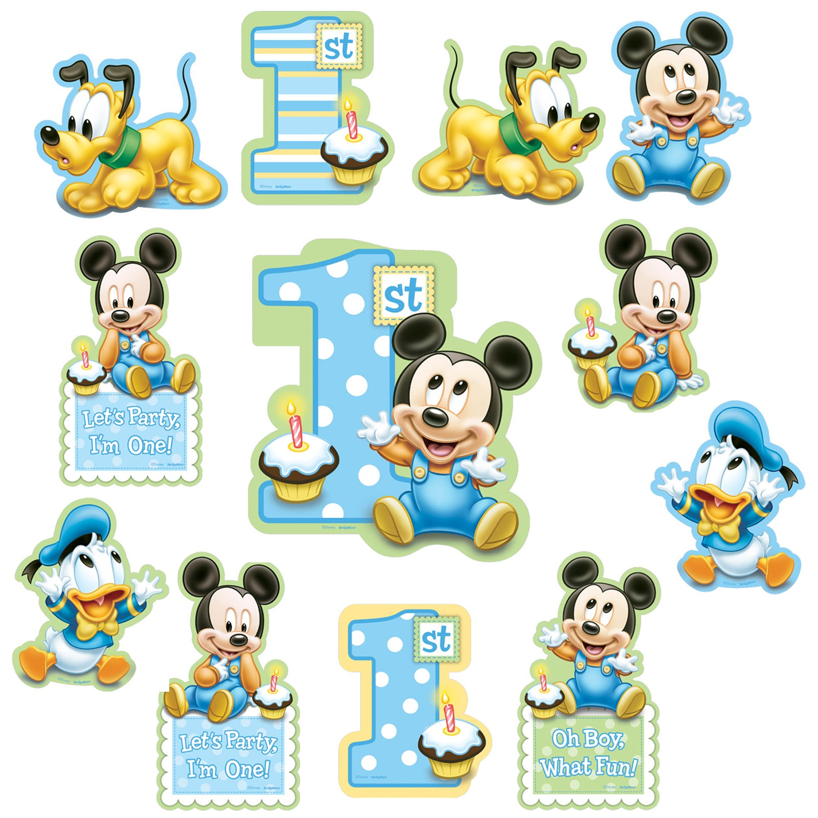 1600x1600 Mickey Mouse 1st Birthday Party Supplies Party Supplies Canada