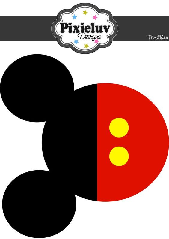 564x796 Mickey Mouse Birthday Banner Free Printables Mickey Party Must
