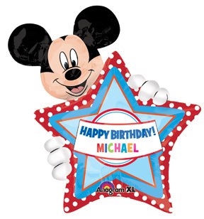 288x308 Mickey Mouse Party Supplies For Kids Birthday Party Themes