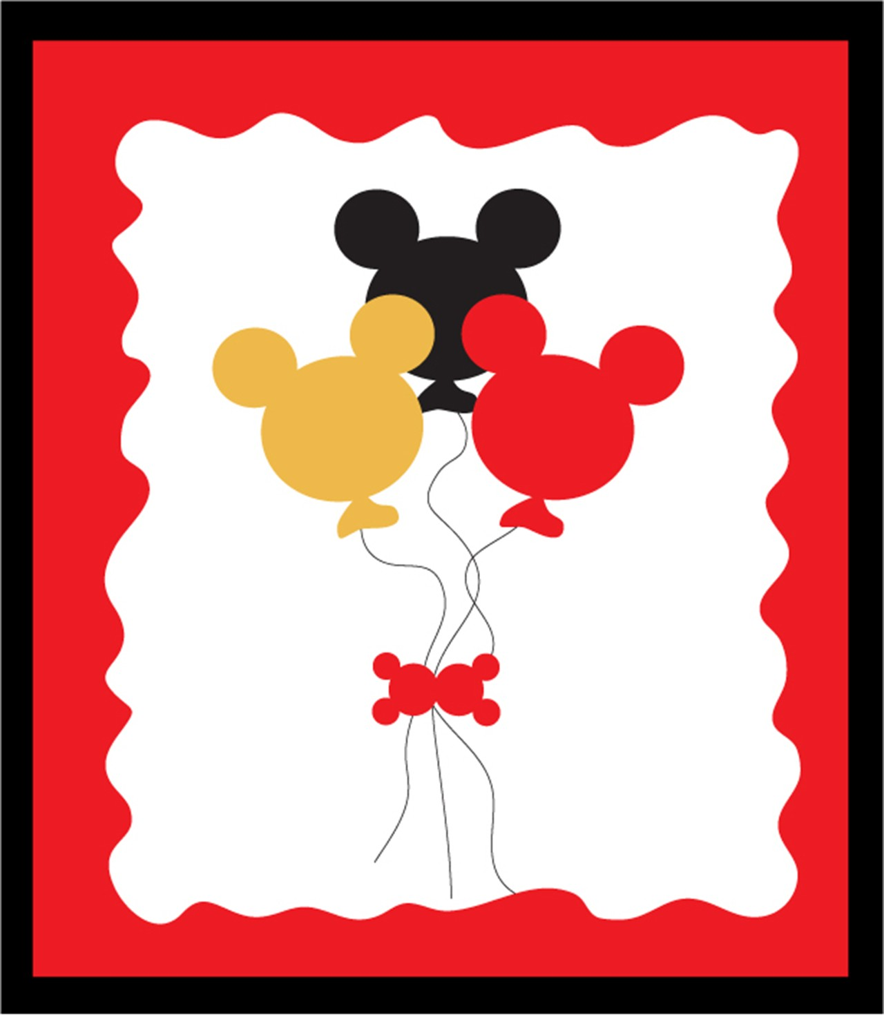 1280x1470 Mickey Mouse 1st Birthday Clipart