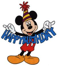 200x229 Images Of Birthday Posters Mickey Mouse Happy Birthday