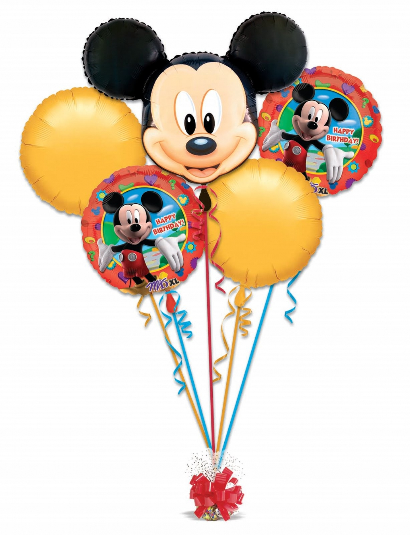 1440x1876 Balloon Clipart Mickey Mouse Clubhouse
