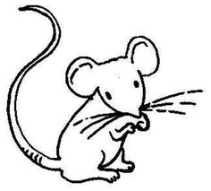 236x213 Black And White Clipart Mouse