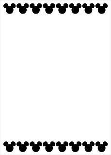 229x320 Disney Borders Clip Art (29+)