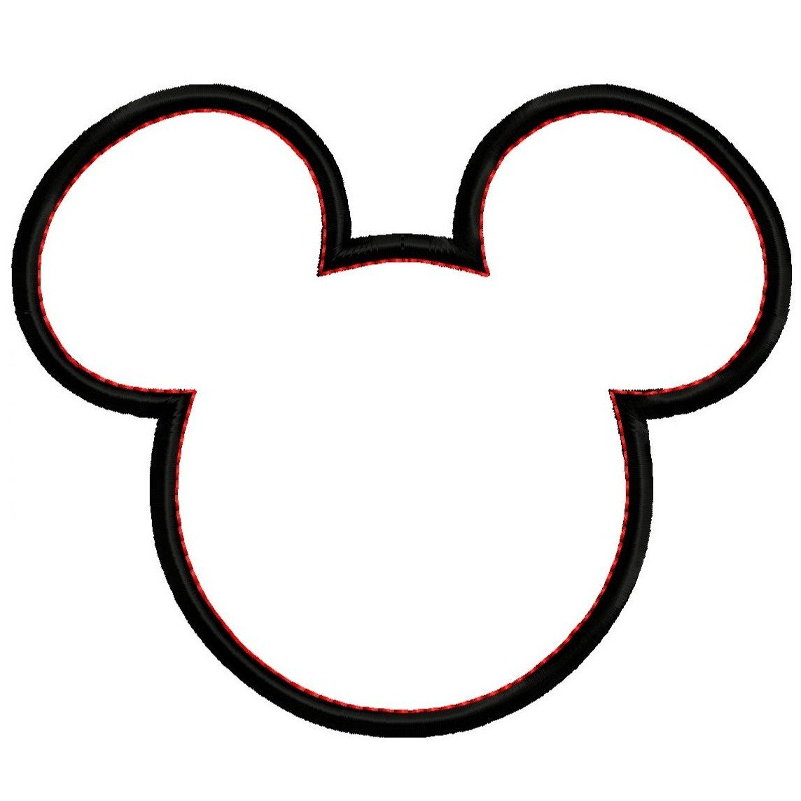 1144x1144 Mickey Mouse Birthday Borders Clipart
