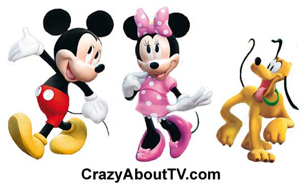 600x360 Mickey Mouse Clubhouse Cartoon Show