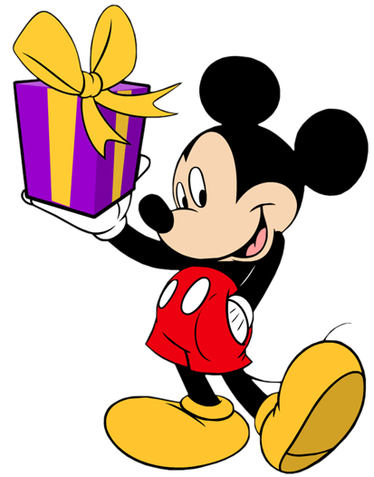 413x526 Cartoon Mickey Mouse