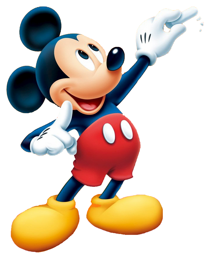 718x880 Free Mickey Mouse Clipart Image