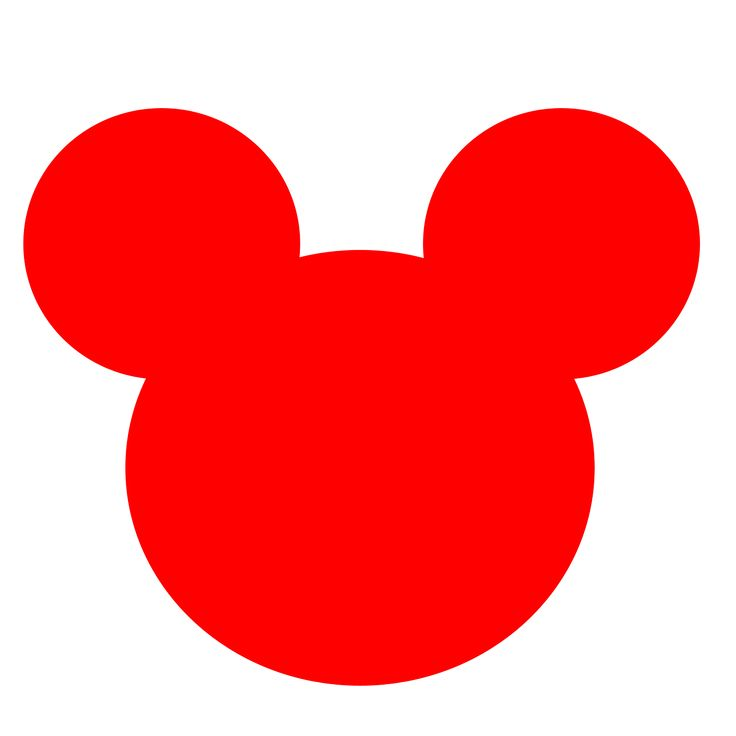 736x736 Graphics For Mickey Mouse Ears Graphics