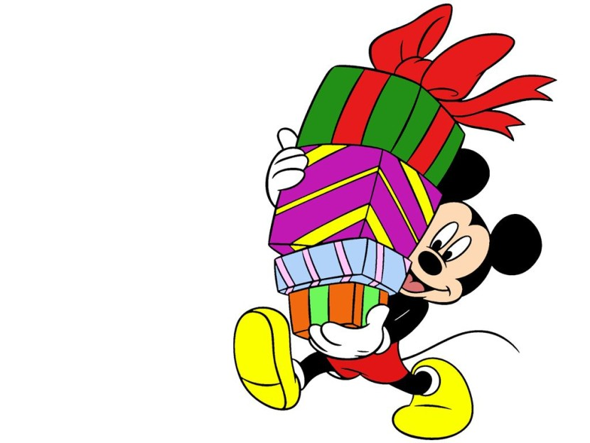 830x623 Mickey Mouse Birthday Clipart