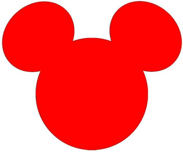 626x521 Mickey Mouse Head Clip Art