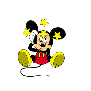 300x300 Animated clipart mickey mouse