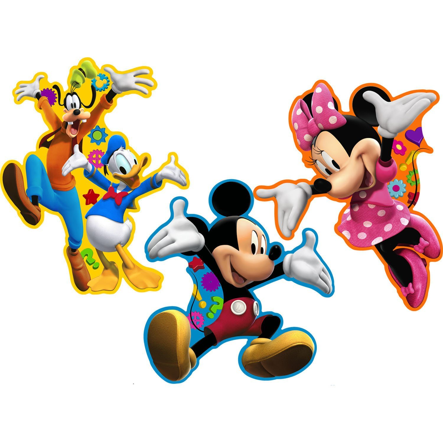 1500x1500 Free Mickey Mouse Clubhouse Clipart Image