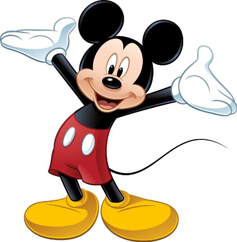 488x500 Mickey Mouse Clubhouse Clipart