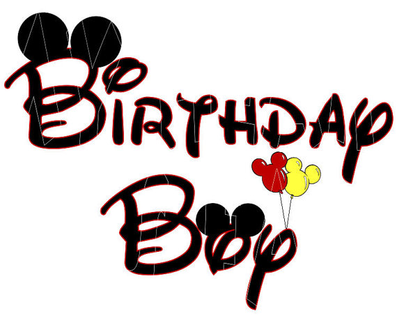 570x453 Mickey mouse birthday clipart free images 6