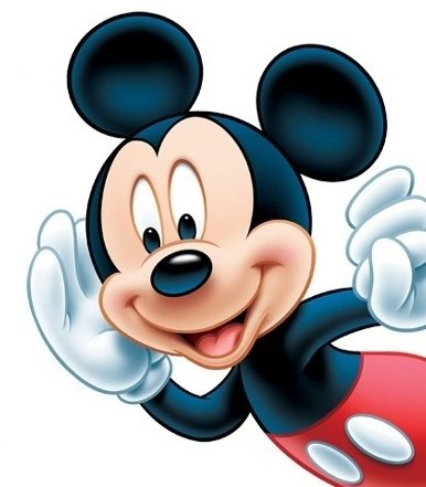 386x441 Mickey mouse clubhouse clip art