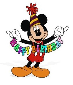 236x275 Birthday clipart mickey mouse