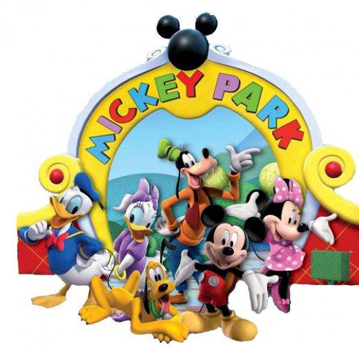 520x520 Free Mickey Clipart