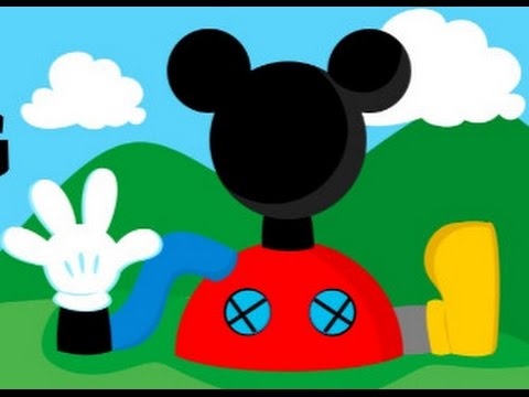 480x360 Mickey Mouse Clubhouse Friends Donald Pluto Goofy Mickey