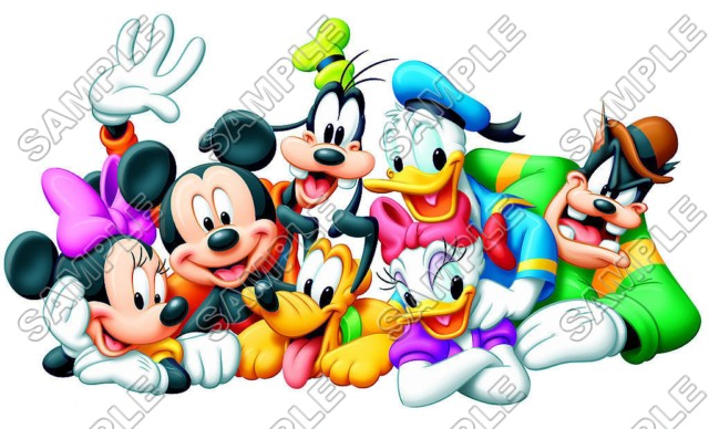 640x388 Mickey Clubhouse Character Birthday Clipart