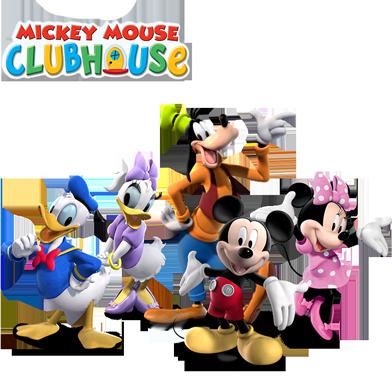 392x382 Mickey Mouse Clubhouse Disney Wiki Fandom Powered By Wikia