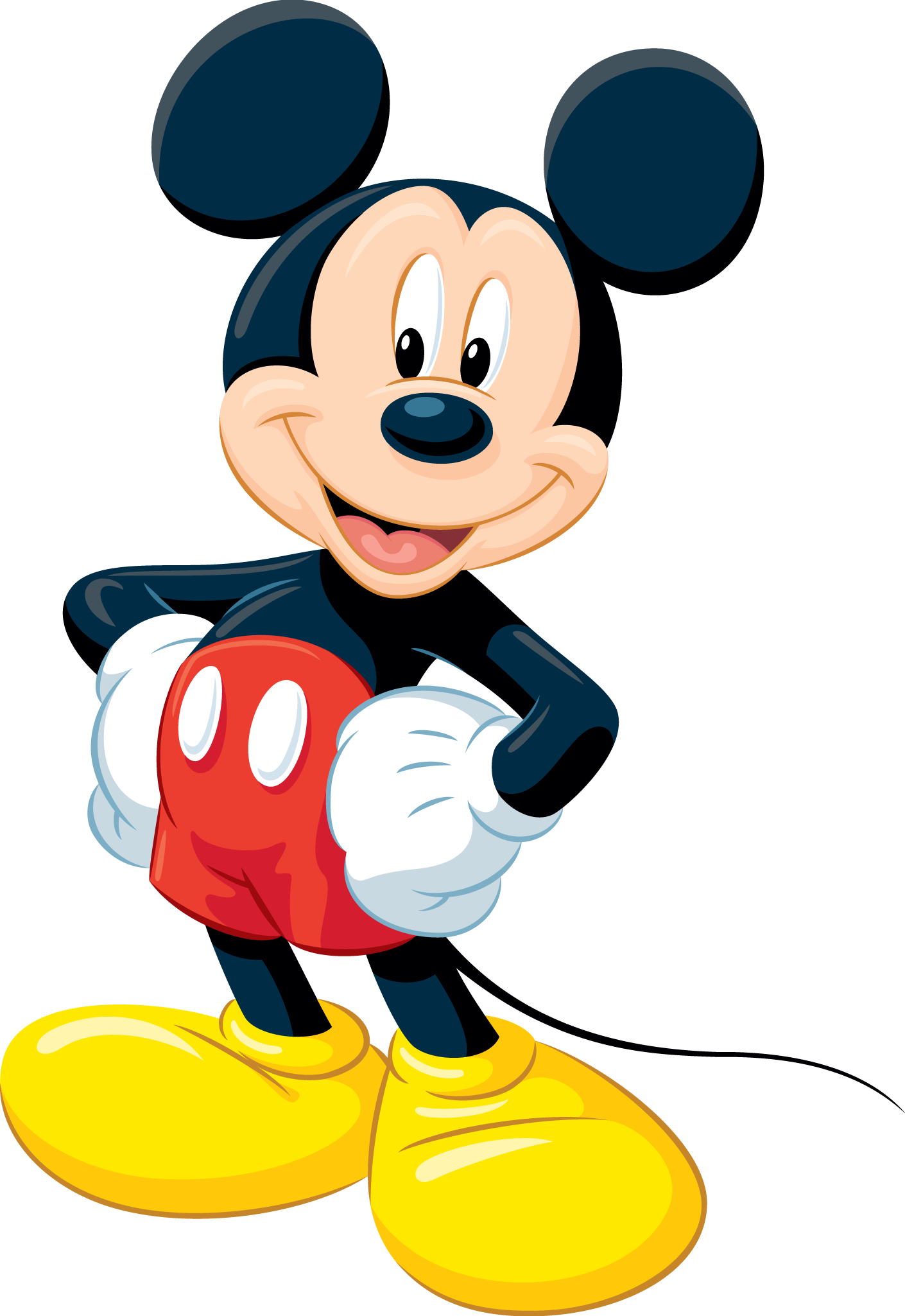 1410x2049 Mickey Mouse Clubhouse Pete Clipart