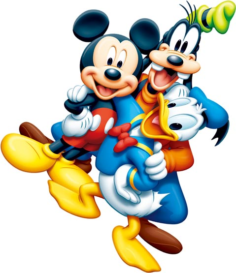 479x555 Mickey Mouse Club House Clipart