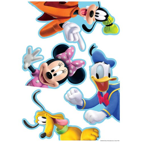500x500 Eureka Mickey Mouse Clubhouse Welcome Go Around