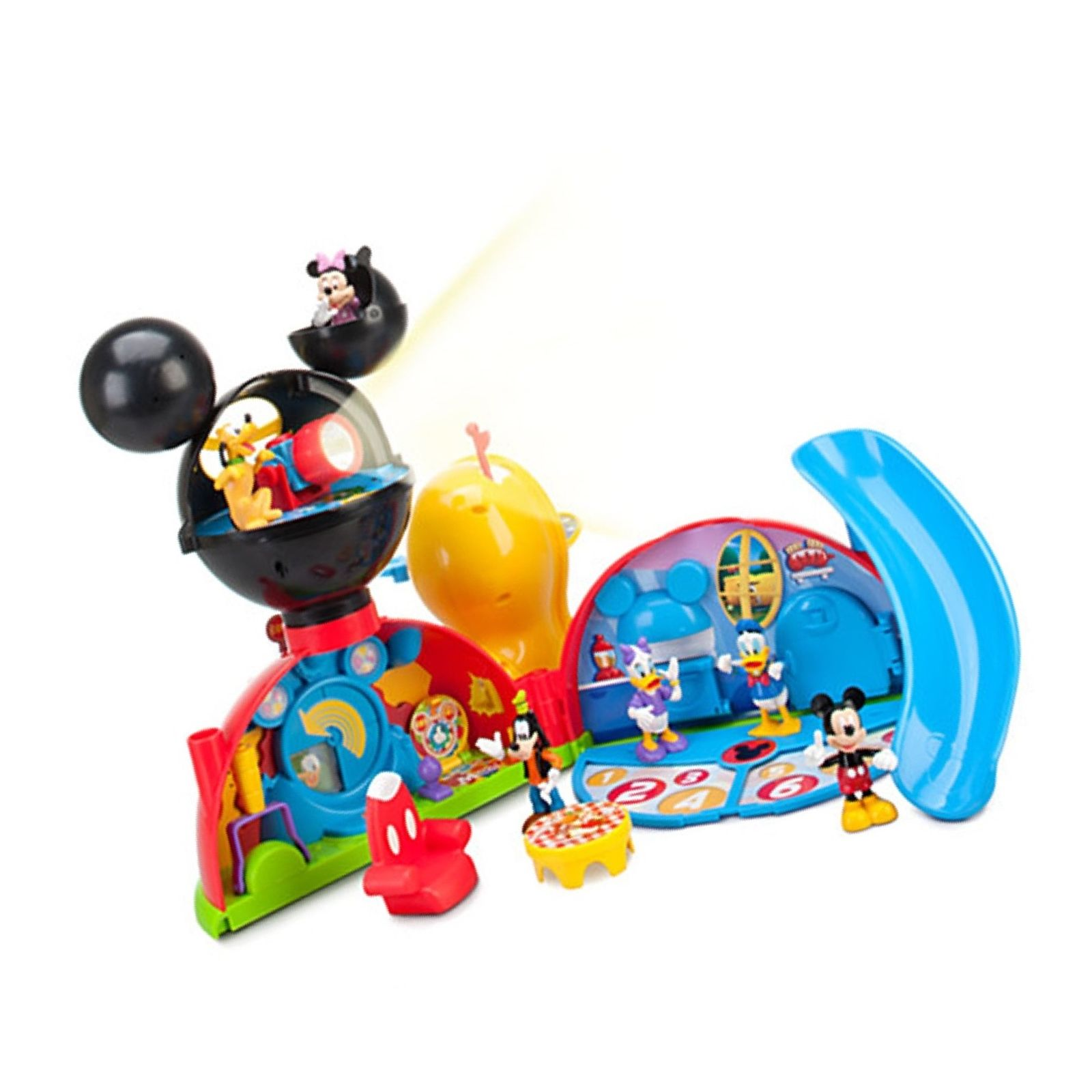 1600x1600 Disney Mickey Mouse Clubhouse Playset With 6 Figures Ebay