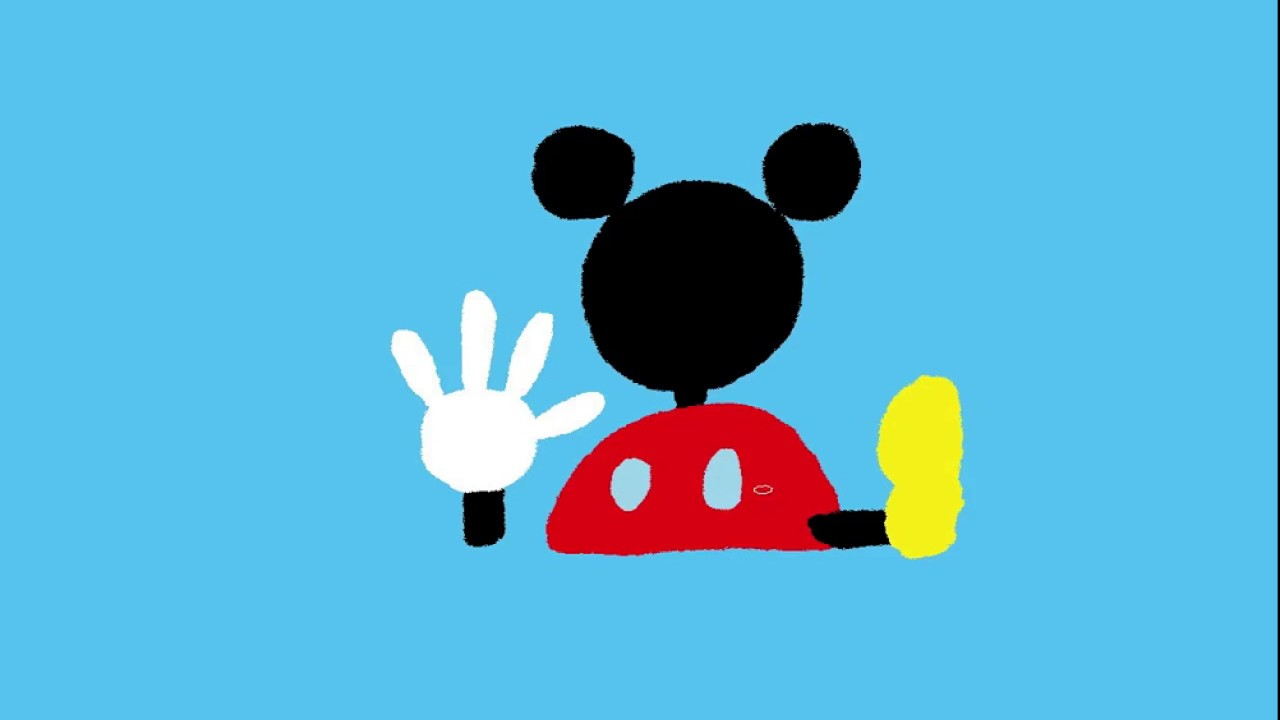 1280x720 Mickey Mouse Clubhouse Egg Surprise Art For Kids