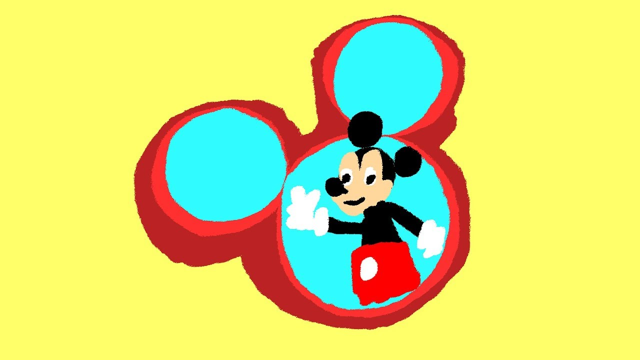 1280x720 Mickey Mouse Clubhouse Disney Junior Wake Up Logo With Mickey
