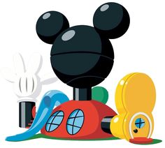 236x212 Mickey Mouse Invitation. Mickey Mouse Birthday By Bandbprintables