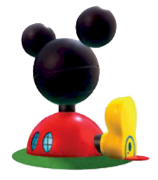 225x256 Mickey Mouse Clipart Playhouse
