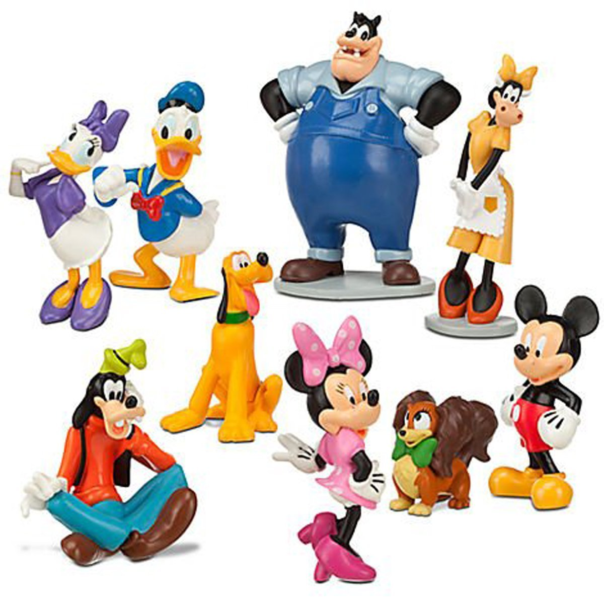 1200x1200 Disney Mickey Mouse Clubhouse Figurine Deluxe Figure
