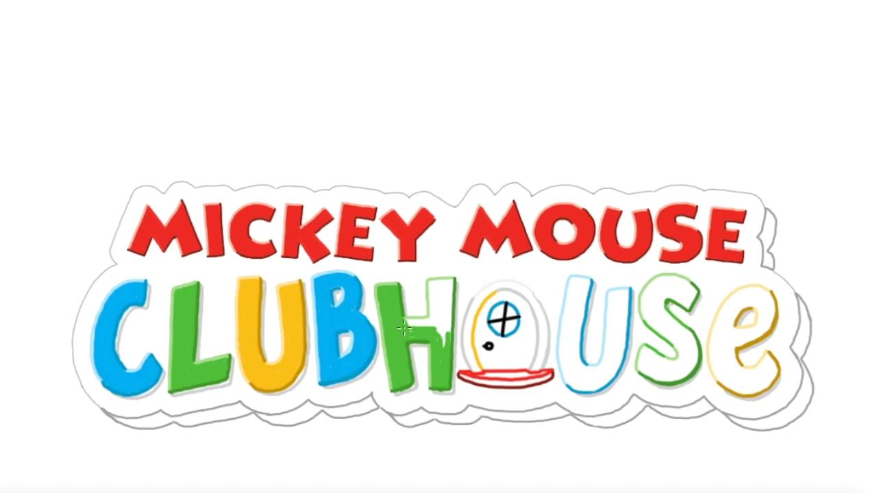 1280x720 Mickey Mouse Clubhouse Logo ~h