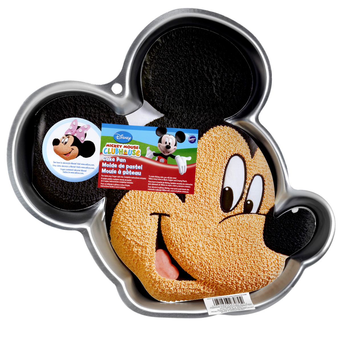 1200x1200 Mickey Mouse Clubhouse Cake Pan