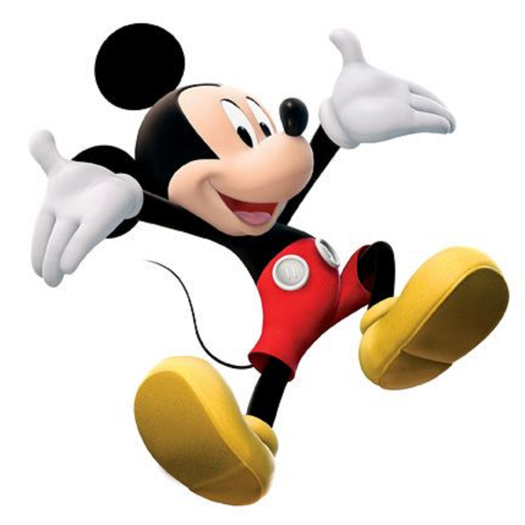 2145x2145 Mickey Mouse Clubhouse Clipart