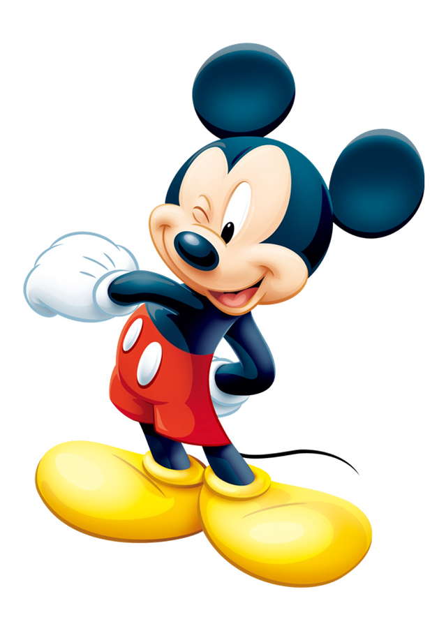 639x904 Mickey Mouse Clipart Transparent Background