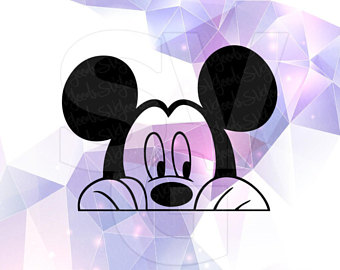340x270 Mickey Head Etsy