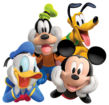 354x340 Photo Collection Mickey Mouse Clubhouse Vector