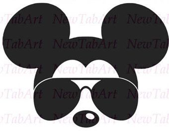340x270 Best Mickey Mouse Stencil Ideas Mini Mouse Ears