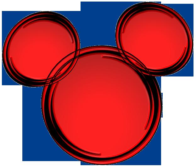 623x536 Mickey Mouse Ears Clip Art