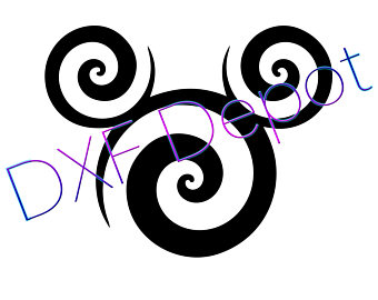 340x270 Mickey Mouse Vector Etsy