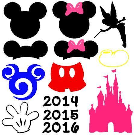 445x449 740 Best Disney Svg Images Cutting Files, Craft