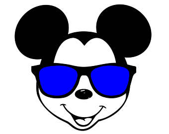 340x270 Mickey Aviator Svg Etsy