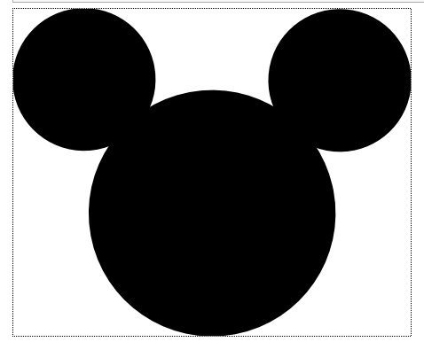 478x386 Mickey Mouse Face Template Free Download Clip Art Free Clip