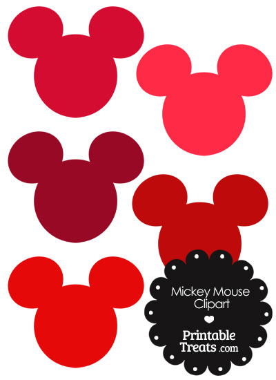 Mickey Mouse Face Clipart | Free download best Mickey Mouse Face ...