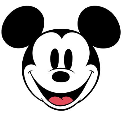 400x369 Classic Mickey Mouse Clip Art Disney Clip Art Galore