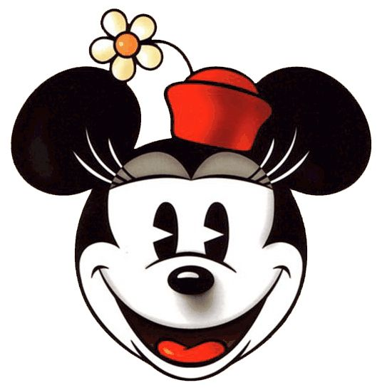Mickey Mouse Face Image | Free download on ClipArtMag